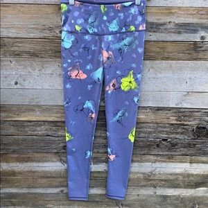 Victoria's Secret | Sport Floral Workout Leggings